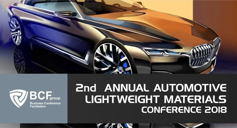 2nd Annual Automotive Lightweight Materials Conference 2018 Business Conference Facilitation
